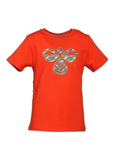 Hummel Hummel Turuncu T-Shirt Oranj